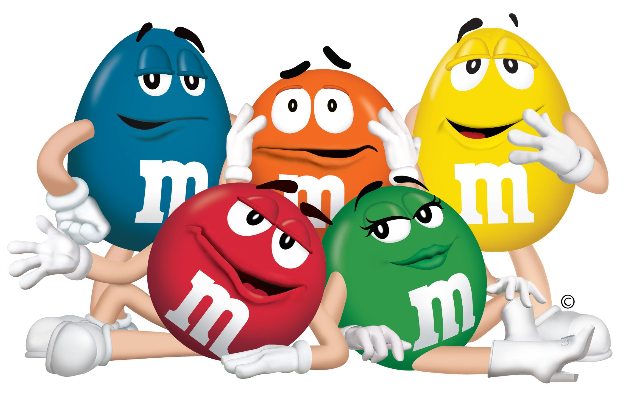 Image result for m&m's clipart