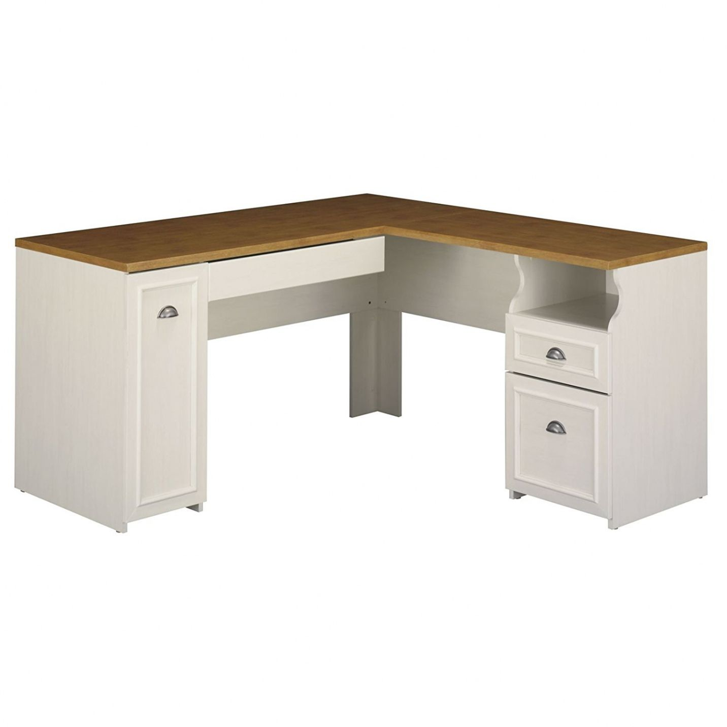 White L Shaped Office Desk - Home Office Desk Furniture Check more ...