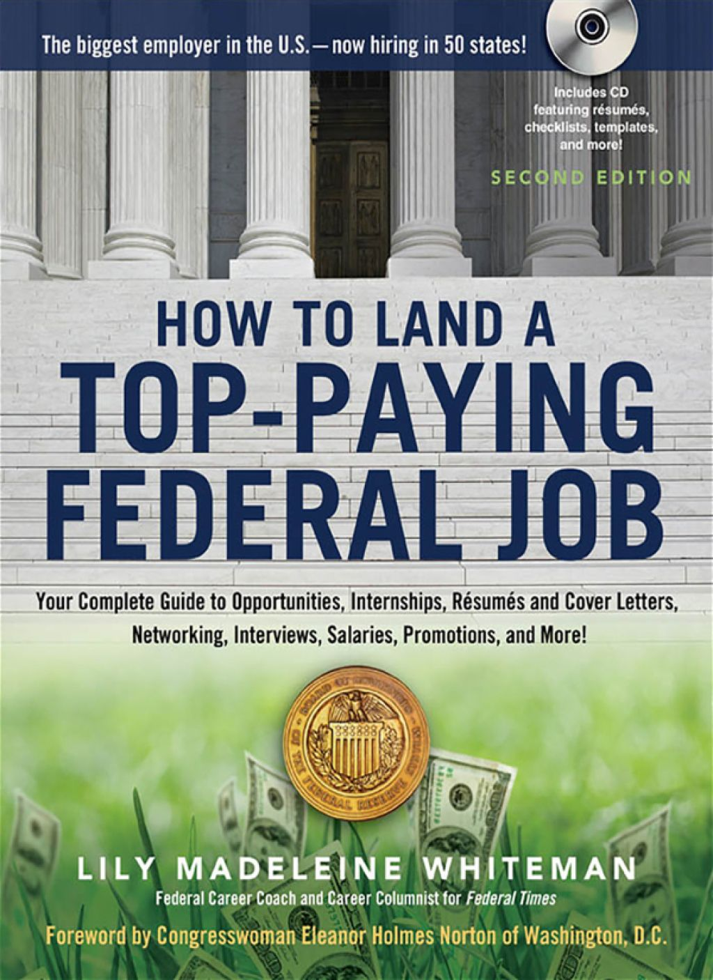 How to land a toppaying federal job ebook with images
