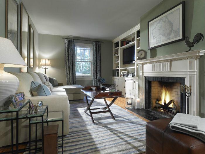 Die besten 25 langes schmales zimmer ideen auf pinterest - Schmales wohnzimmer ...