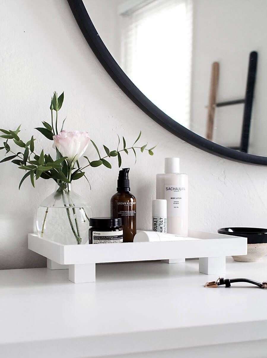 26 Günstige und einfache DIY Badezimmer Ideen, die jeder tun kann - Neue Dekor #neuesdekor