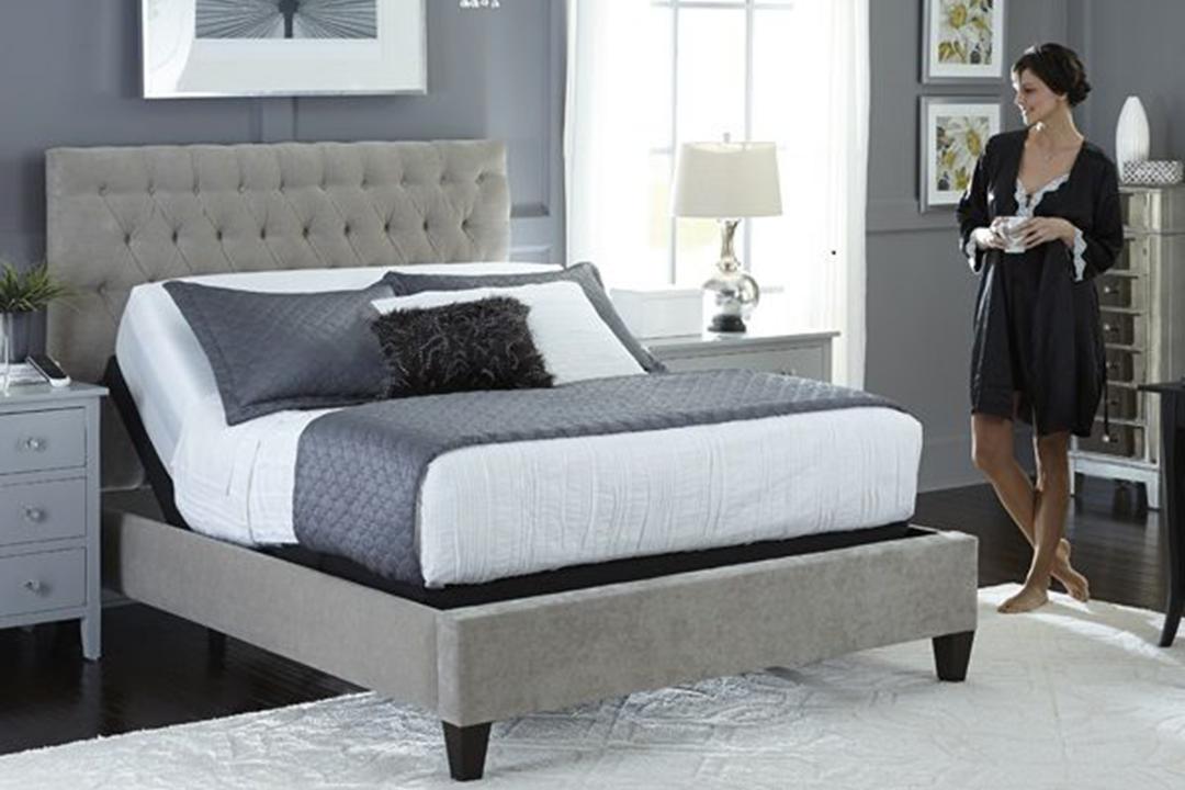 Mattress Ratings Adjustable beds, Adjustable bed frame