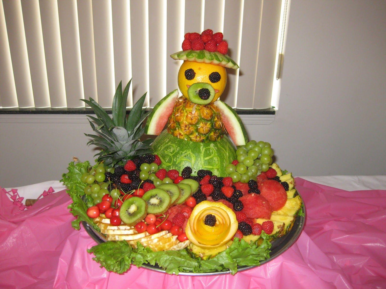 10 best Fruit arrangements images on Pinterest