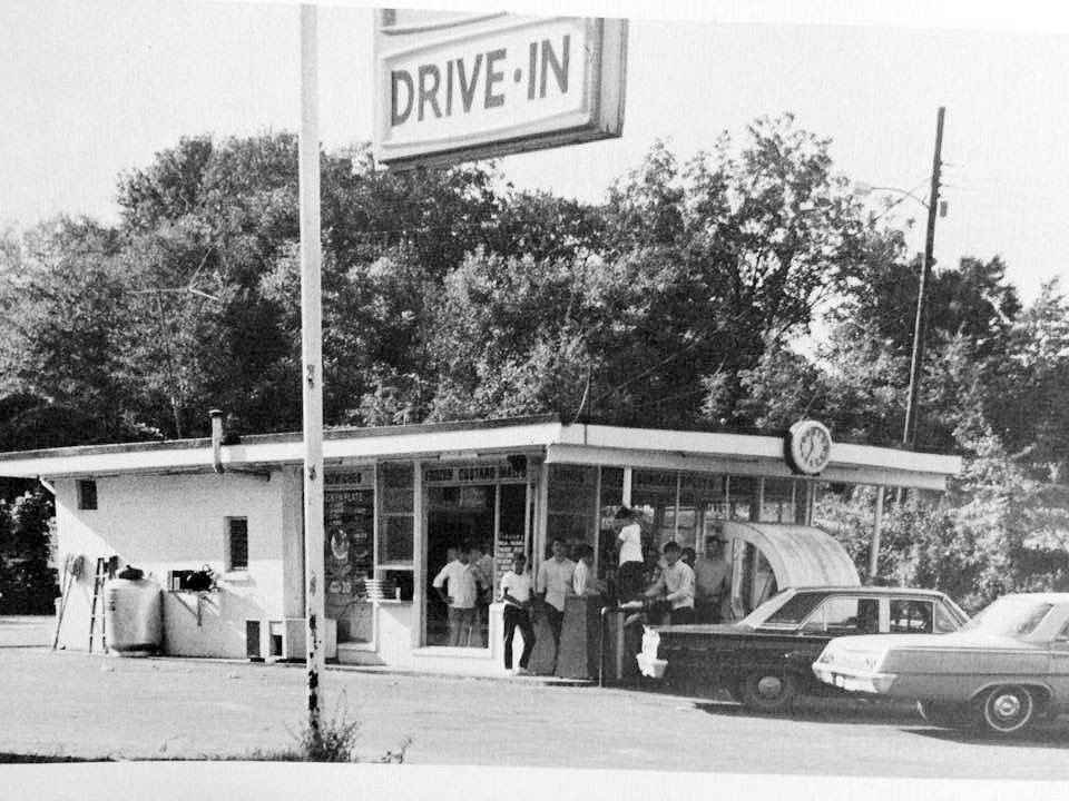 Old Bucks Drive In Easley S C Old Photos Old Pictures Great