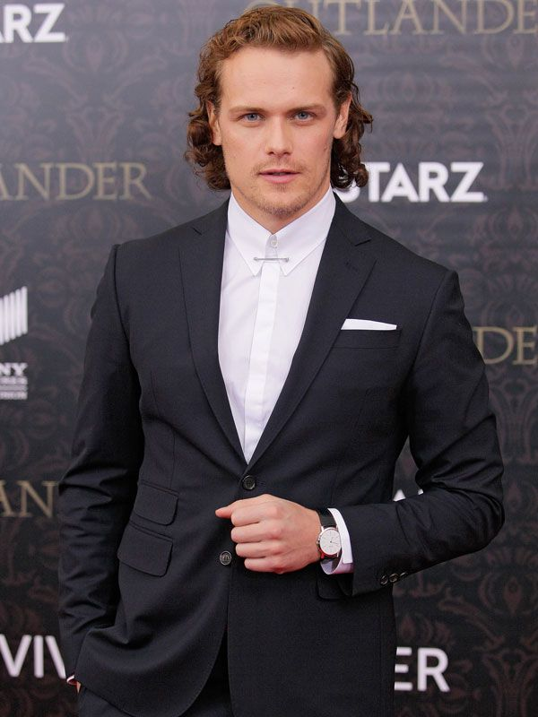 Outlander's Sam Heughan: The Worst Thing About Wearing a Kilt Is Exactly What You Think - Plus, find out how he relates to his character's style...