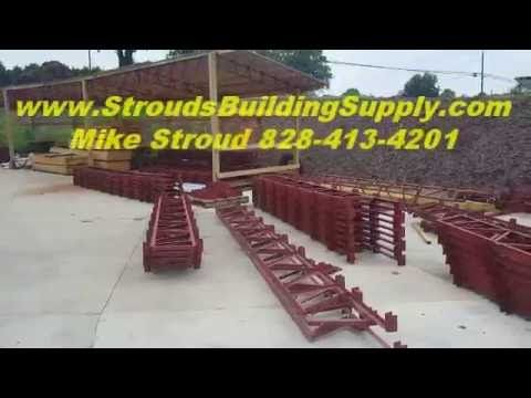 STEEL TRUSSES We Ship Nationwide BEST PRICES Pole Barn Kits