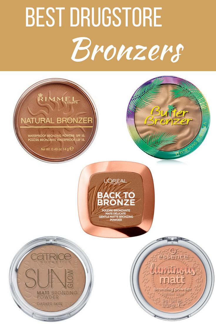Best Drugstore Bronzer 2019 Best bronzers at the drugstore   Makeup,hair,&nails in 2019   Best