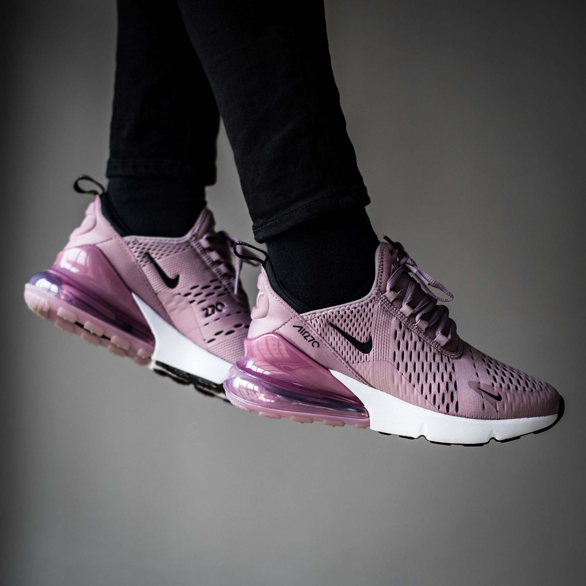 sports shoes 648e1 a4cd6 The Air Max 270 in a purple coloring is soon available on ...