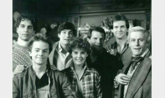 Fright Night Cast 1985 With Images Fright Night Horror Films