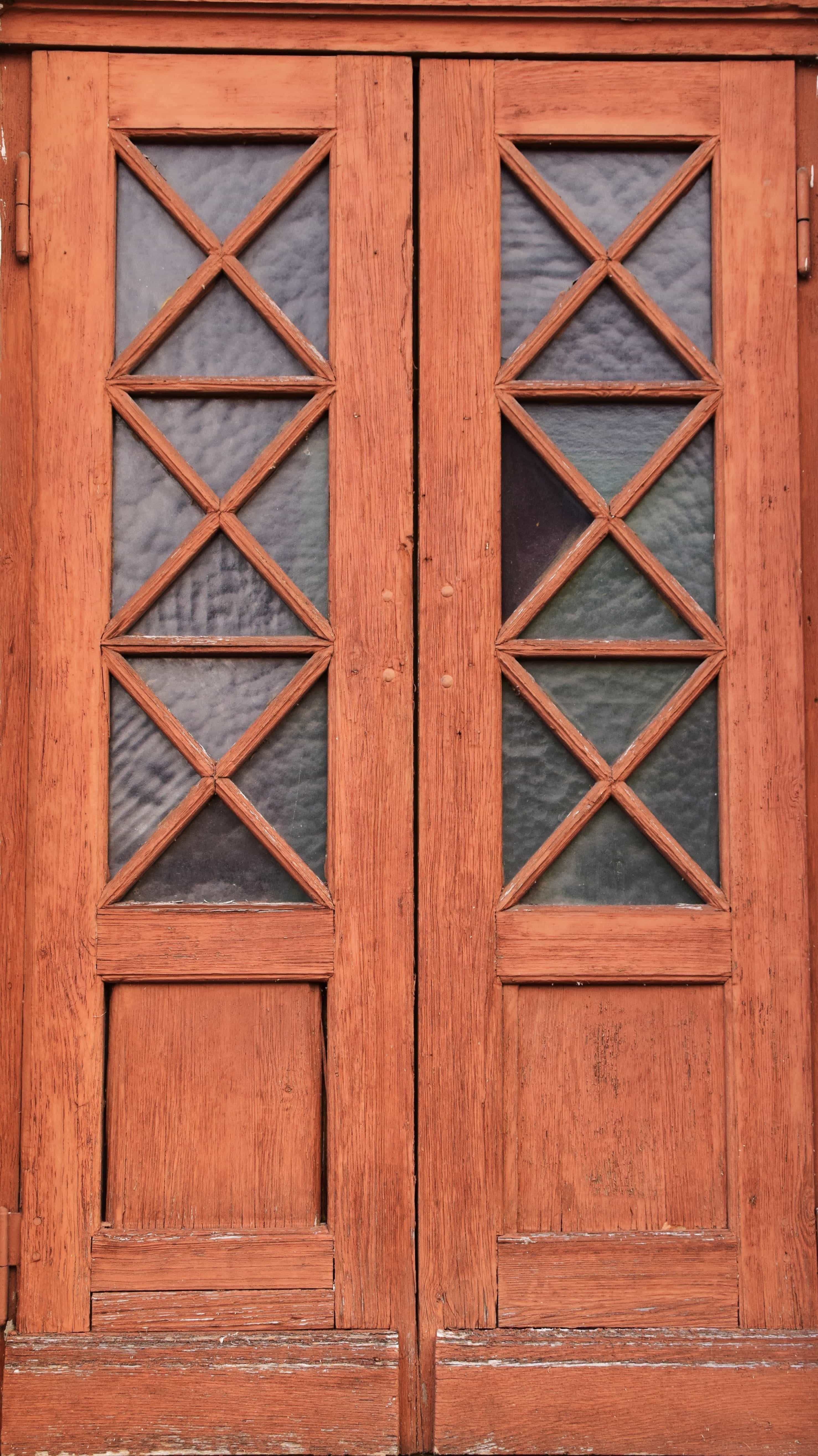 Free Picture Architecture Door Wooden Front Door Wood