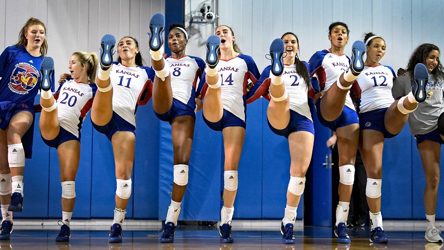 Ku Volleyball Seniors Volleyball News Volleyball Sports