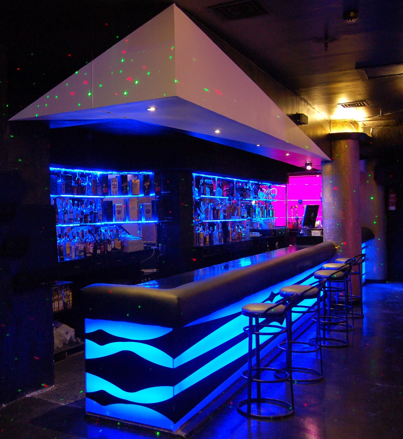 Decoraciones De Bares Night Club Interior Design Silvan Francisco Quotdiscoteca