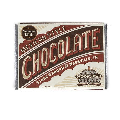 Cinnamon Chili Mexican Style Chocolate Bar | Pigment #shoppigment