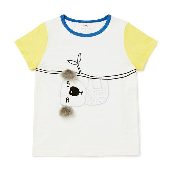 b35d129dd Koala Tee | sleepwear | Kids outfits, Diy kids shirts, Baby shirts