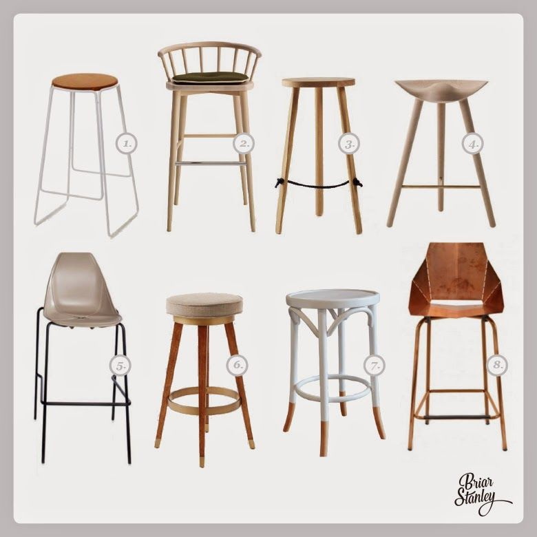 Enjoyable Kitchen Stools Sunday Collector Blog Take A Seat Kitchen Evergreenethics Interior Chair Design Evergreenethicsorg