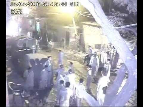 Street Fight, Molestation & Beating Captured in CCTV Camera | News ...