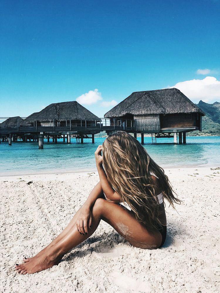 Beach S Tan Blonde Summer