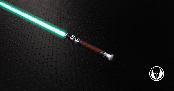 Adaptive Saber Parts Lightsaber I Have Constructed My Saber And The Crystal Is Mint Green Adaptive Saber Parts Lightsaber Star Wars Artwork Star Wars Images