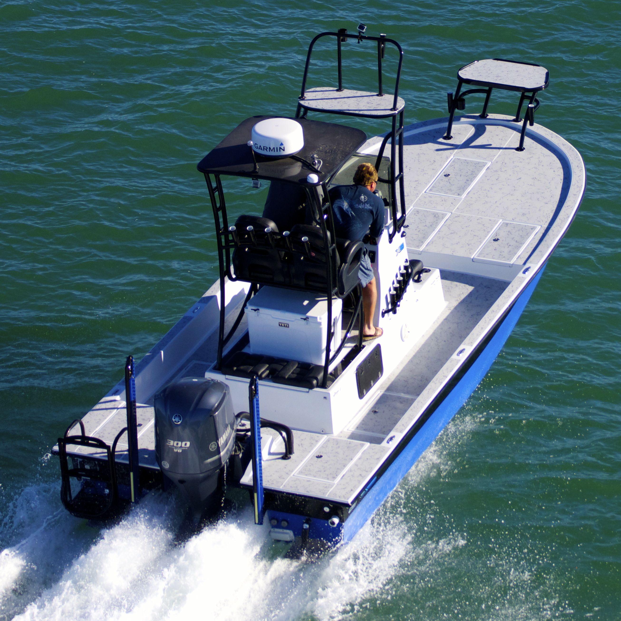 25' Shallow Sport X3 | Shallow Sport Boats | Pinterest ...