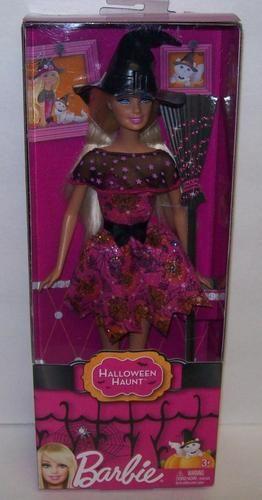 20112 Halloween Barbie Halloween Haunt
