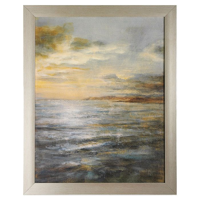 Serene Sea III Framed Print | Absolutely Love It | Pinterest | Beach ...