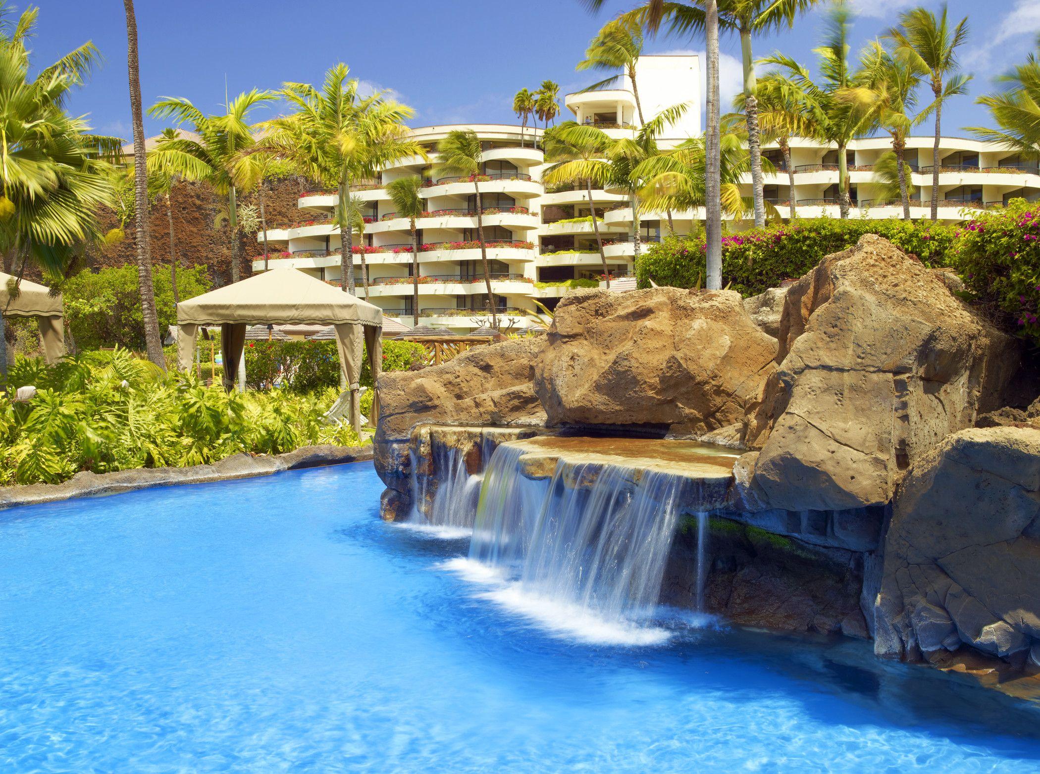 Sheraton Maui Resort Amp Spa Maui Resorts Hawaii Hotels