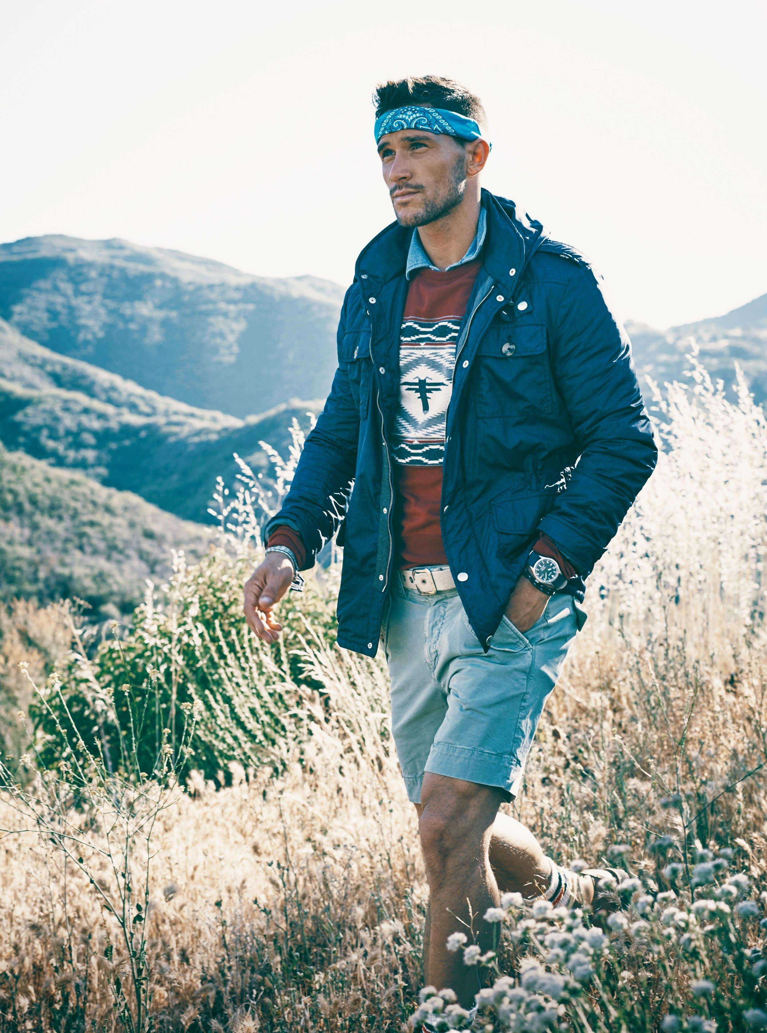 31 Ways to Conquer Summer Style This July | Summer hiking ...