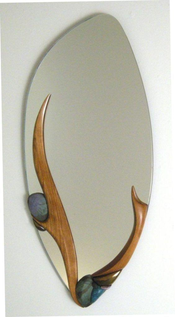 Wonderful Wall Mirror Design Inspirations | Wood mirror ...