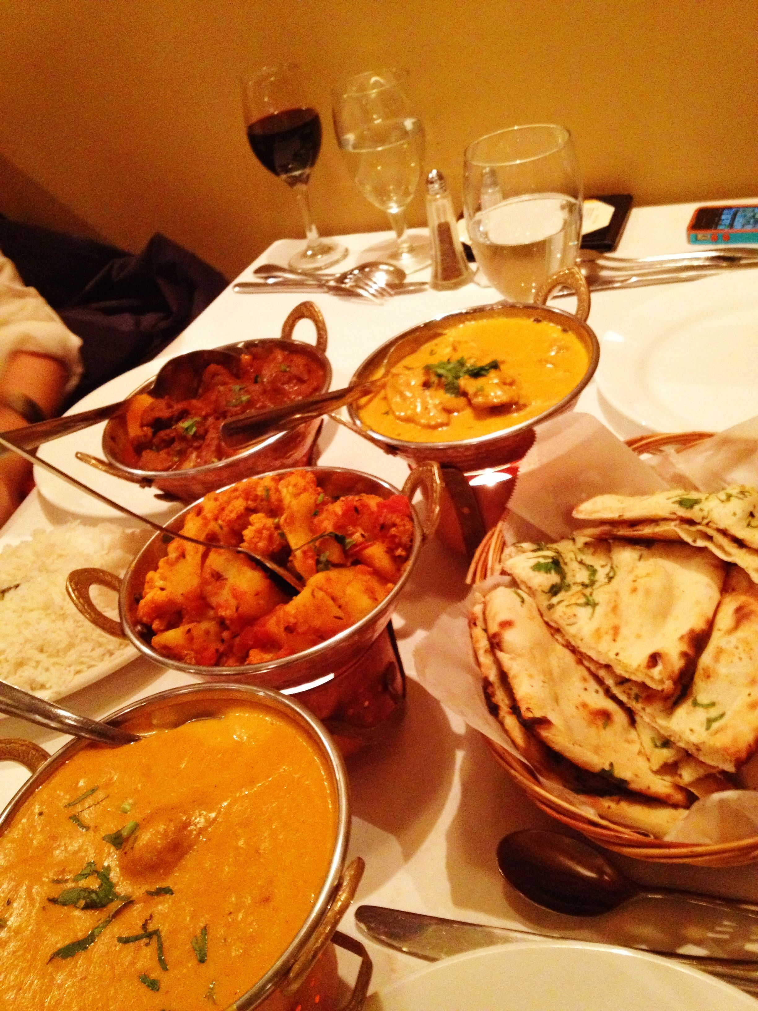 India House Chicago Lunch Buffet 59 W Grand Ave