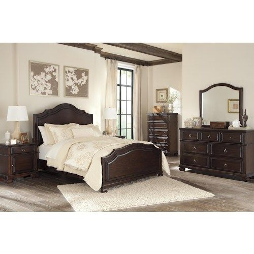 Signature Design By Ashley Brulind Queen Bedroom Group Apartment