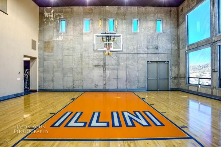 Exquisite Baller Estate With Indoor Basketball Court Trying To Bank 3 4 Million Indoor Basketball Court Indoor Basketball Indoor Sports Court