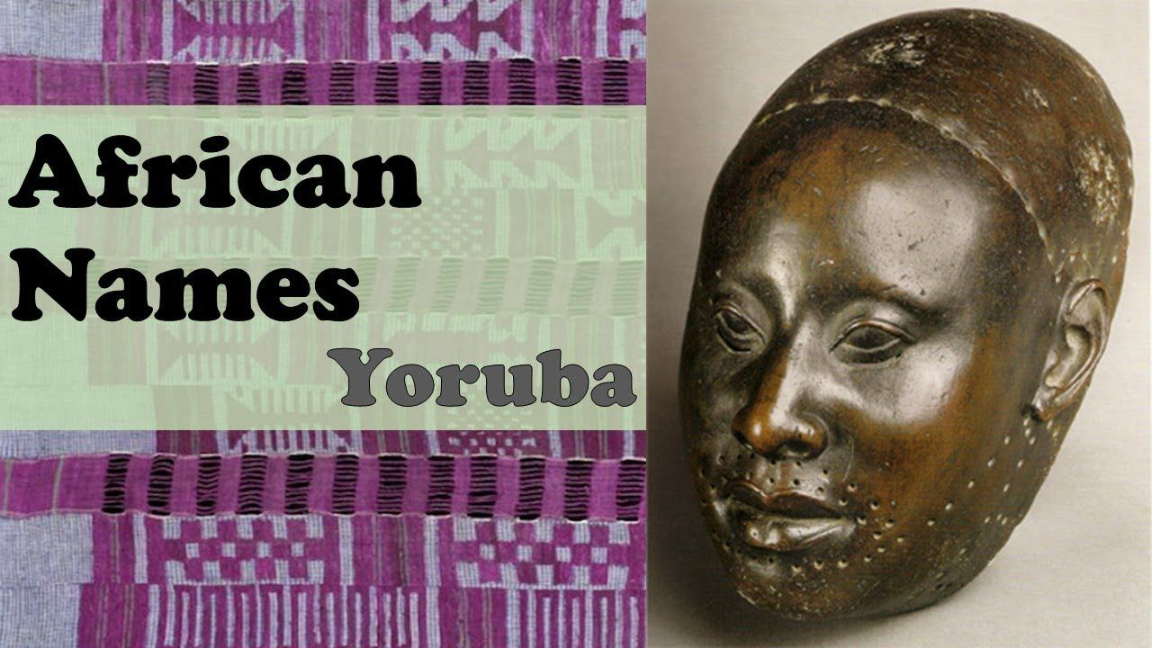 African Names | African name, African, Togo