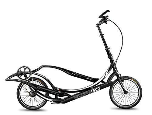 Elliptigo 11r The World S First Outdoor Elliptical Bike Black