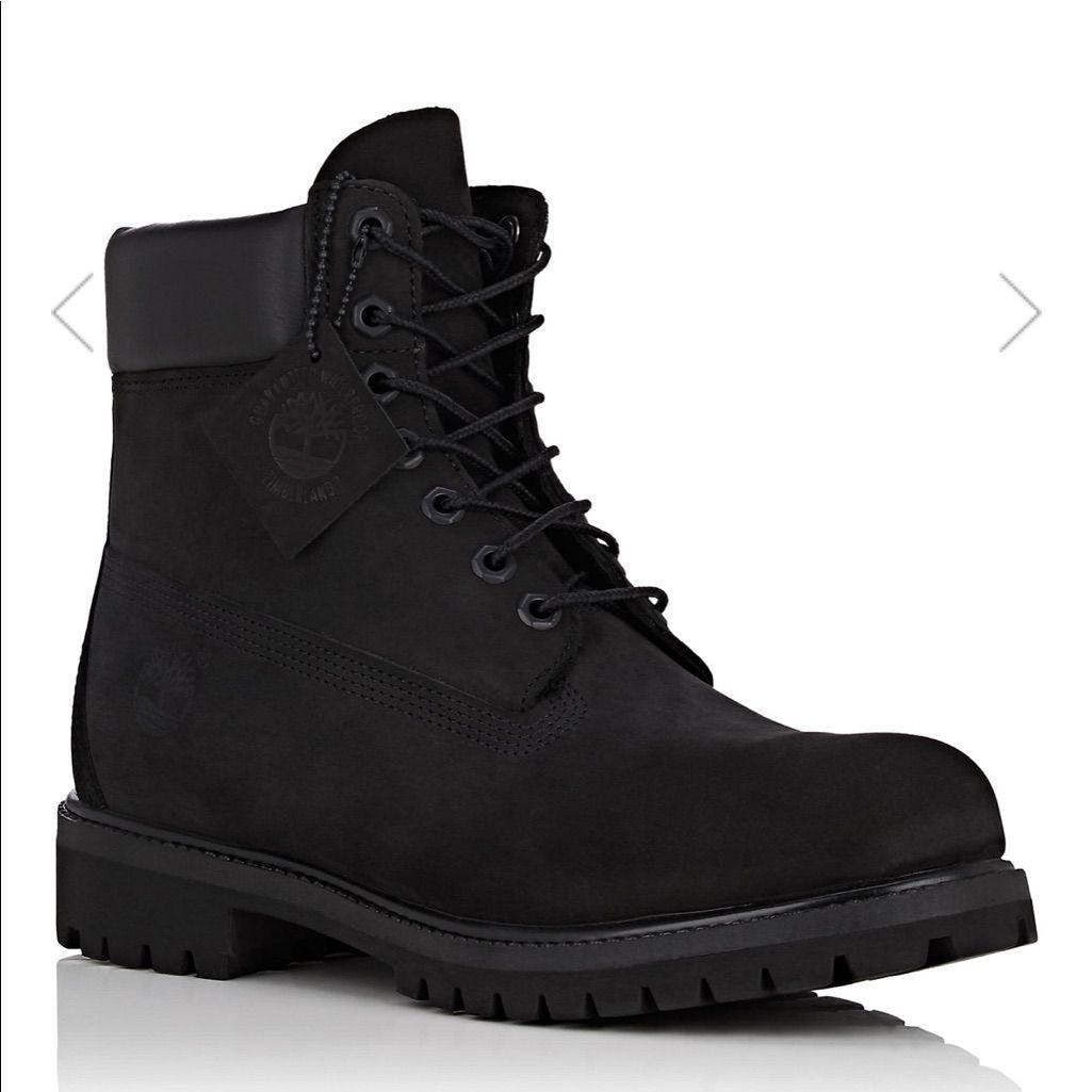 Black Timberland boots | Timberland