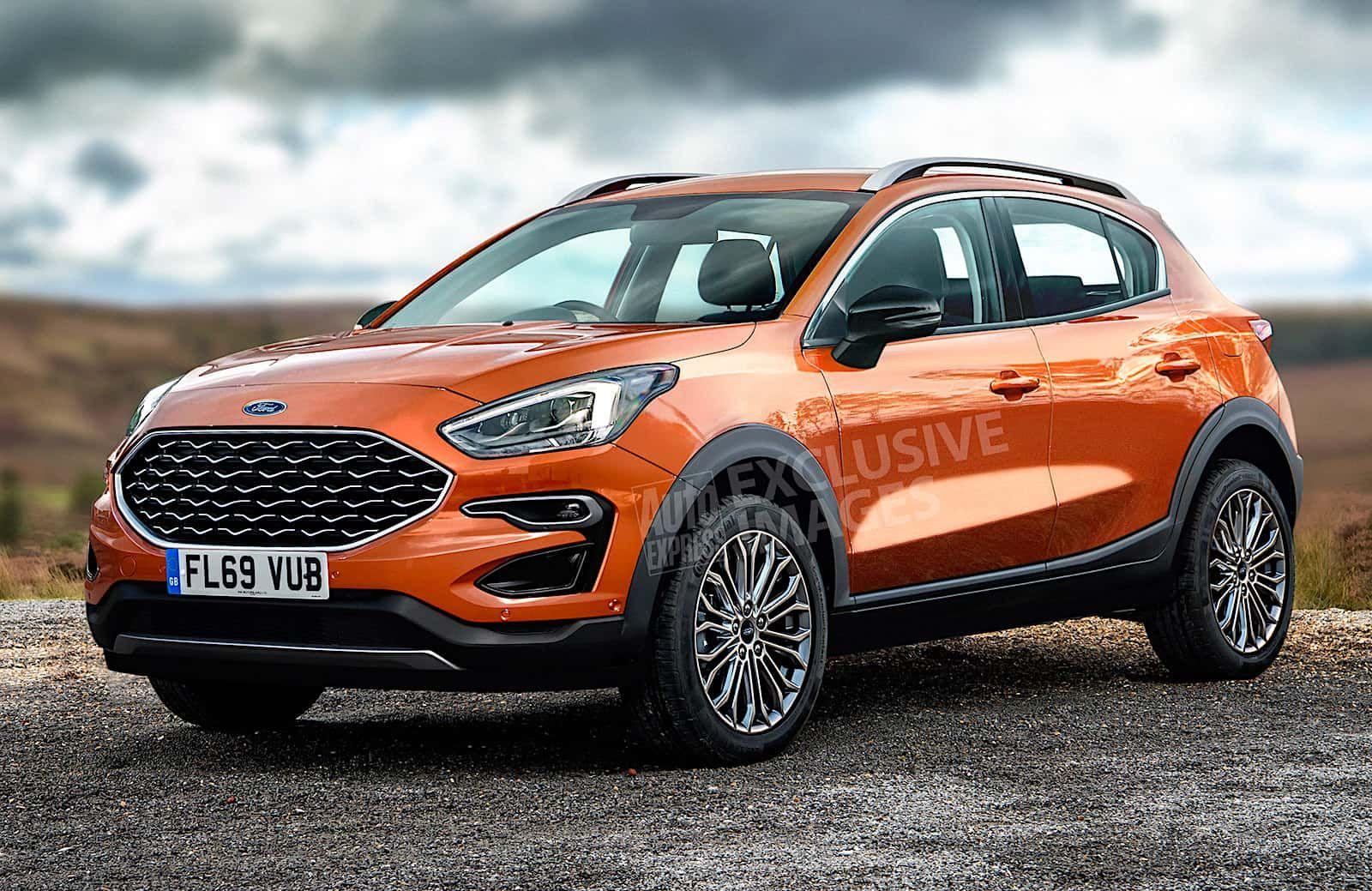 Ford Podria Recuperar La Denominacion Puma Para Dar Vida Al Sucesor Del Actual Ecosport Su Debut Tendria Lugar En El Salon Del Ford Ecosport Ford Ford Fiesta