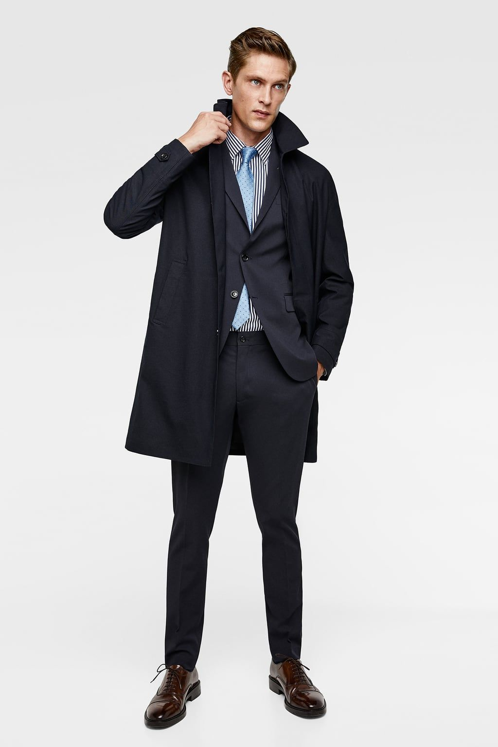 dc5c8df2a8 Image 1 of TRAVELLER SUIT from Zara | Jamie in 2019 | Suits, Mens ...
