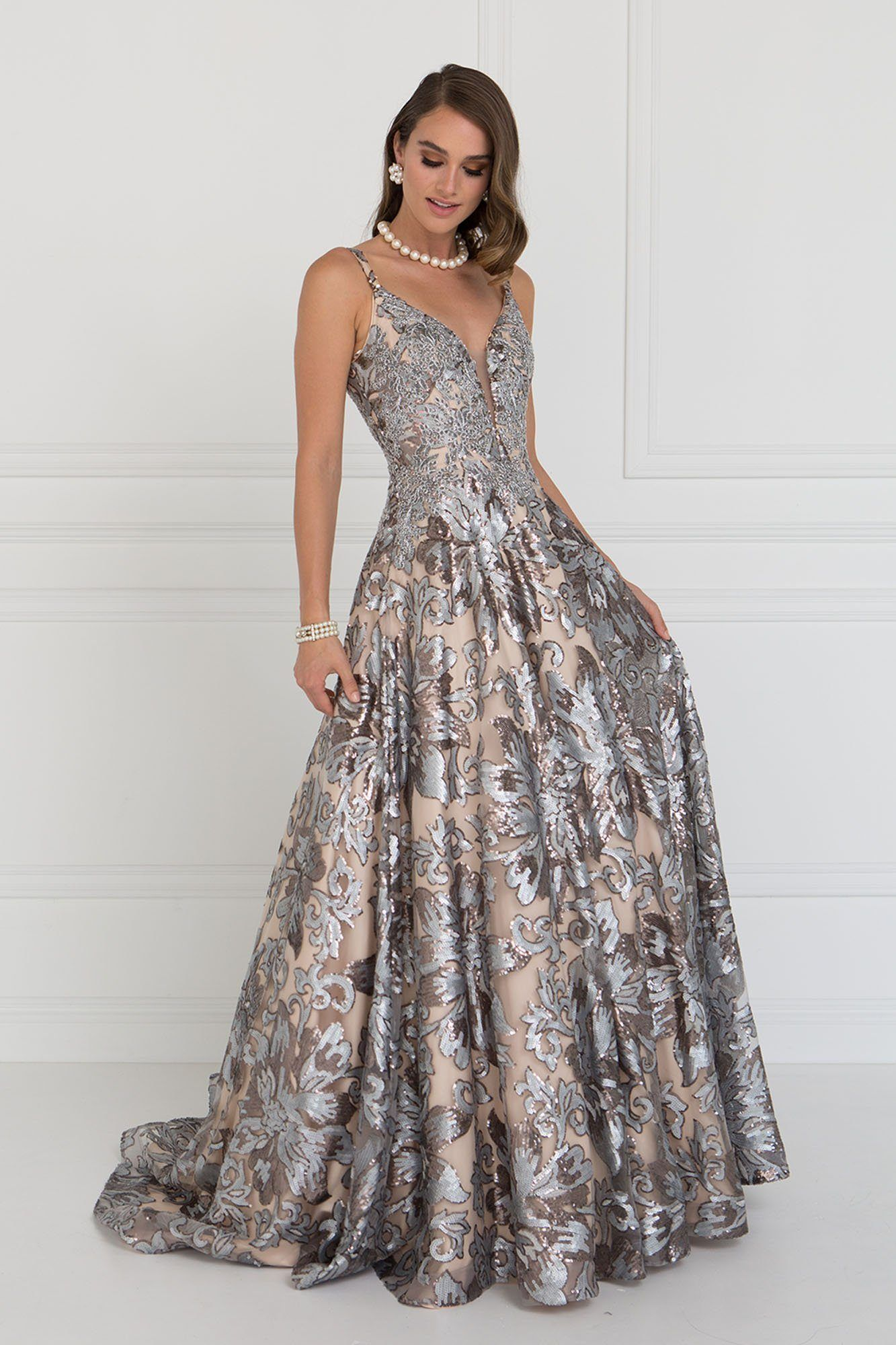fc6ad56e078 Extravagant prom and evening gown gls 1511