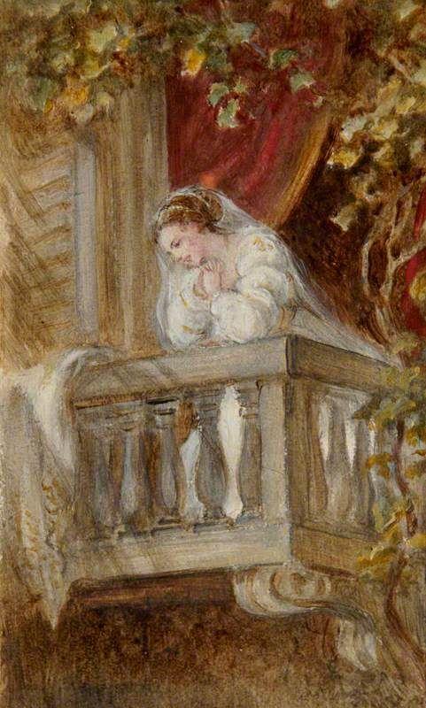 Act II scene ii 184 [Dame Ellen Terry (18471928), as