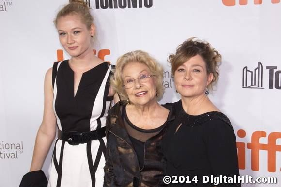 Lyla Ann (her daughter), Dawn Greenhalgh ( her mother) and ...