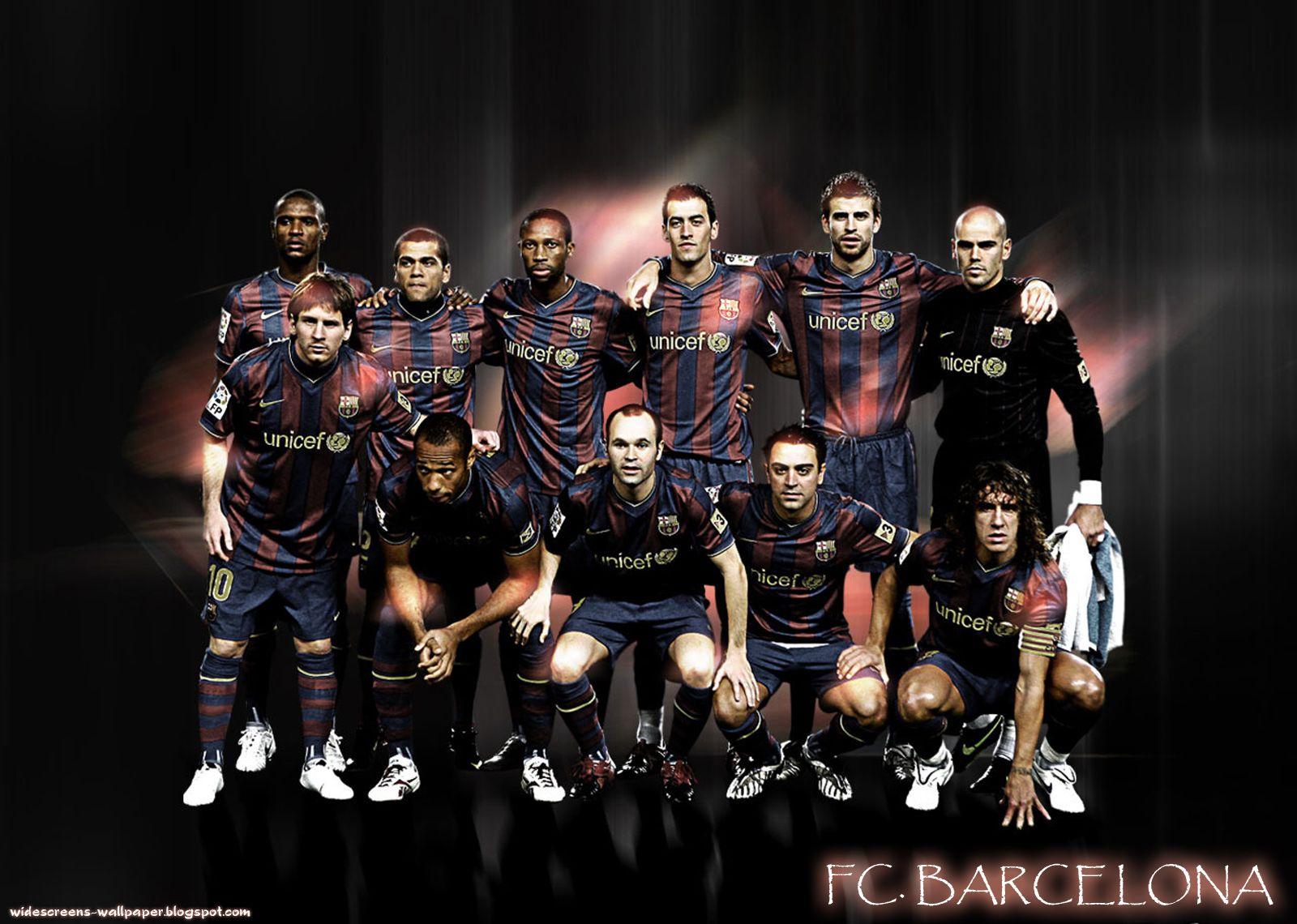 New barcelona fc wallpaper football hd wallpapers pinterest new barcelona fc wallpaper voltagebd Images