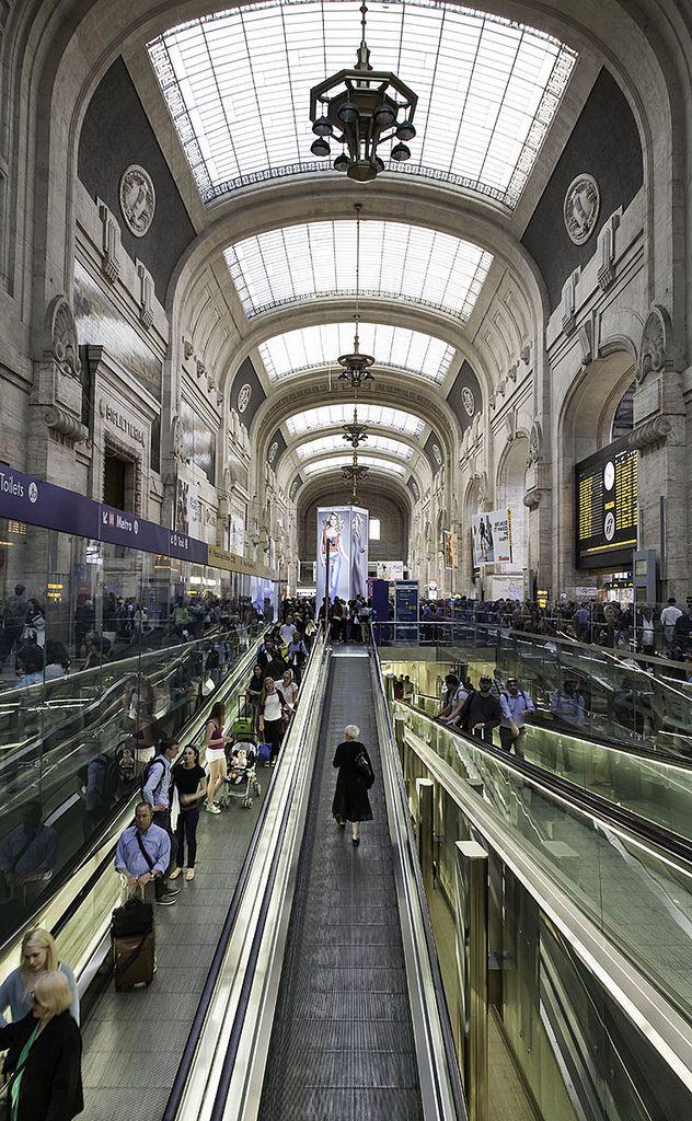eccellenze-italiane: Stazione centrale da Tullio Dainese