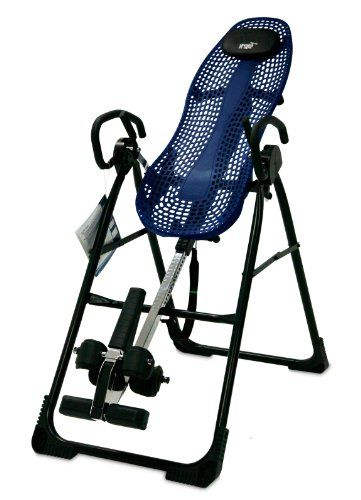 hanging upside down chair for back minnie mouse desk uk hang to align pelvis good posture fitness teeter ups ep 950 inversion table with healthy dvd
