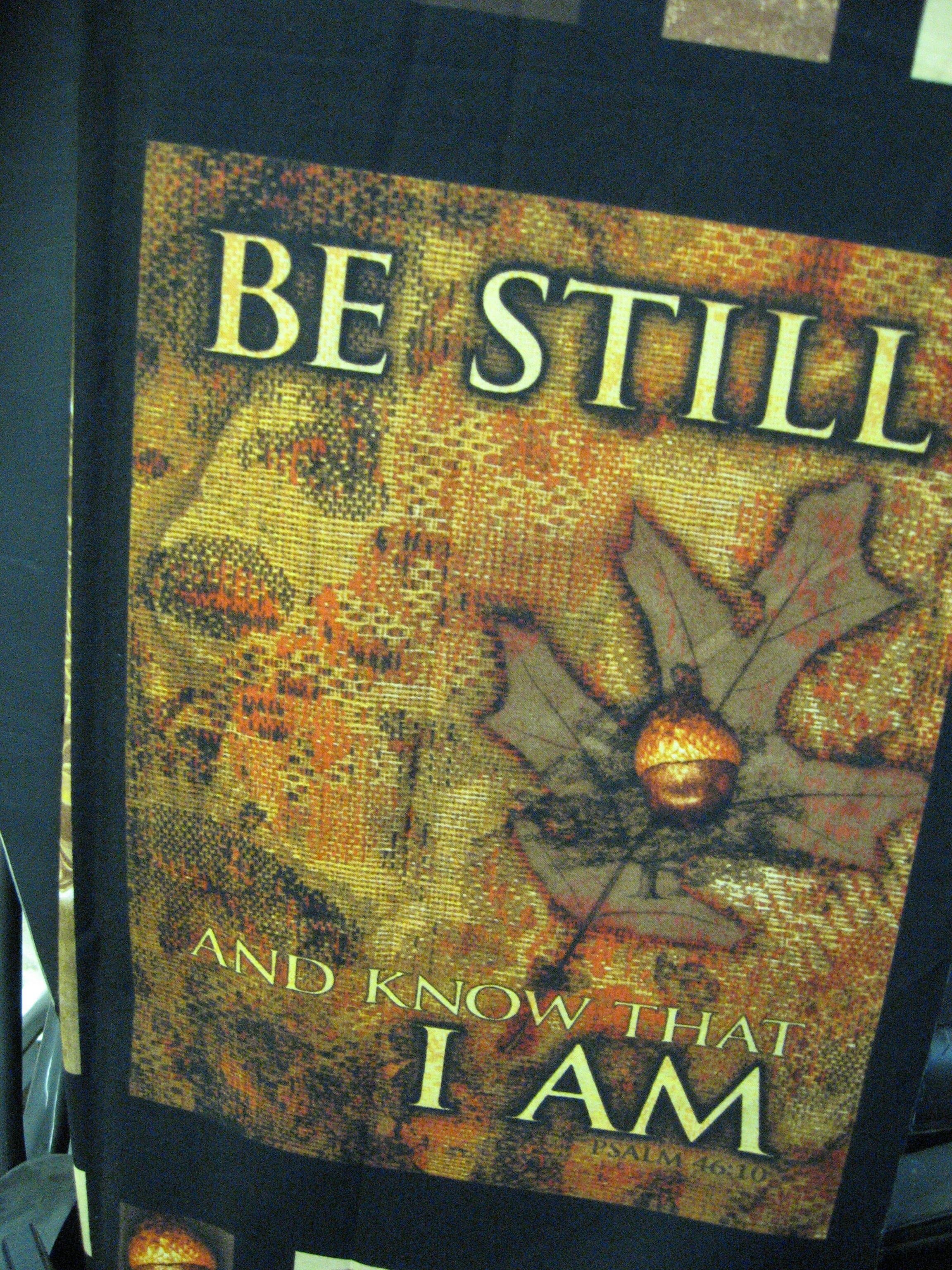 Be still lancaster co pa amish country plain people