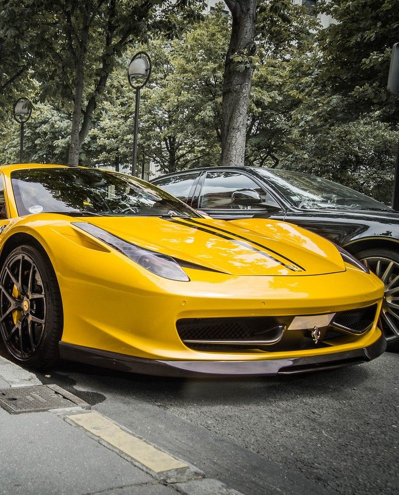 Ferrari 458 Super cars, Fancy cars, Unique cars