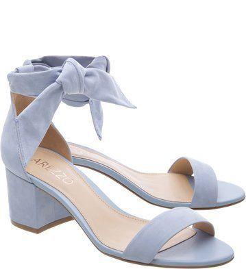 Sandália da moda: onde comprar sandália com laço no tornozelo?