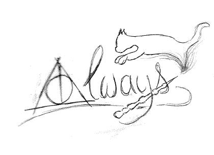 Harry Potter Tattoo Design Mit Bildern Zeichnungen Bilder Zeichnen Skizzen