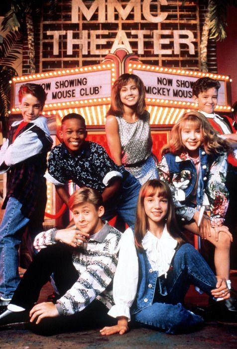 flashback, mickey mouse club