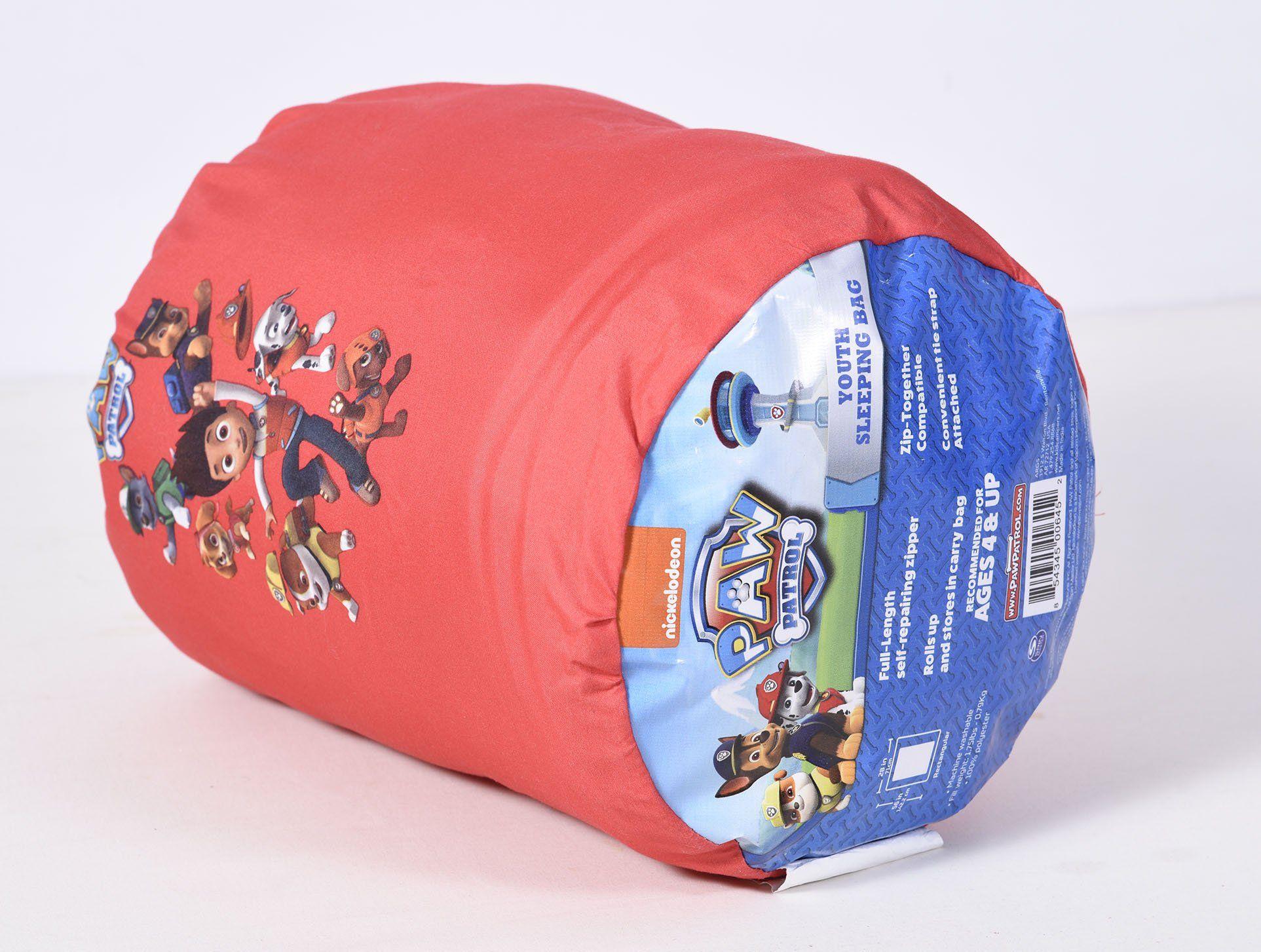 Cambay Linens Nickelodeon Kids Paw Patrol Sleeping Bag Storage Bag