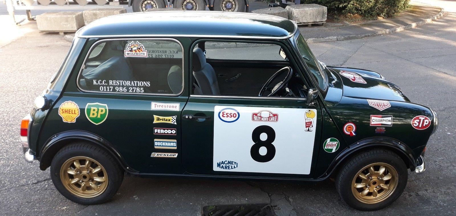 eBay: Rover Mini 1380 Track day / hill climb #classicmini