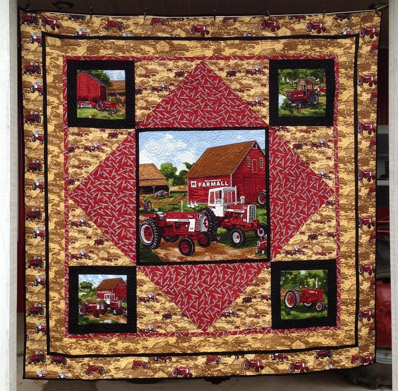 Ih Legacy Quilt Quilts Farm Quilt Picture Quilts